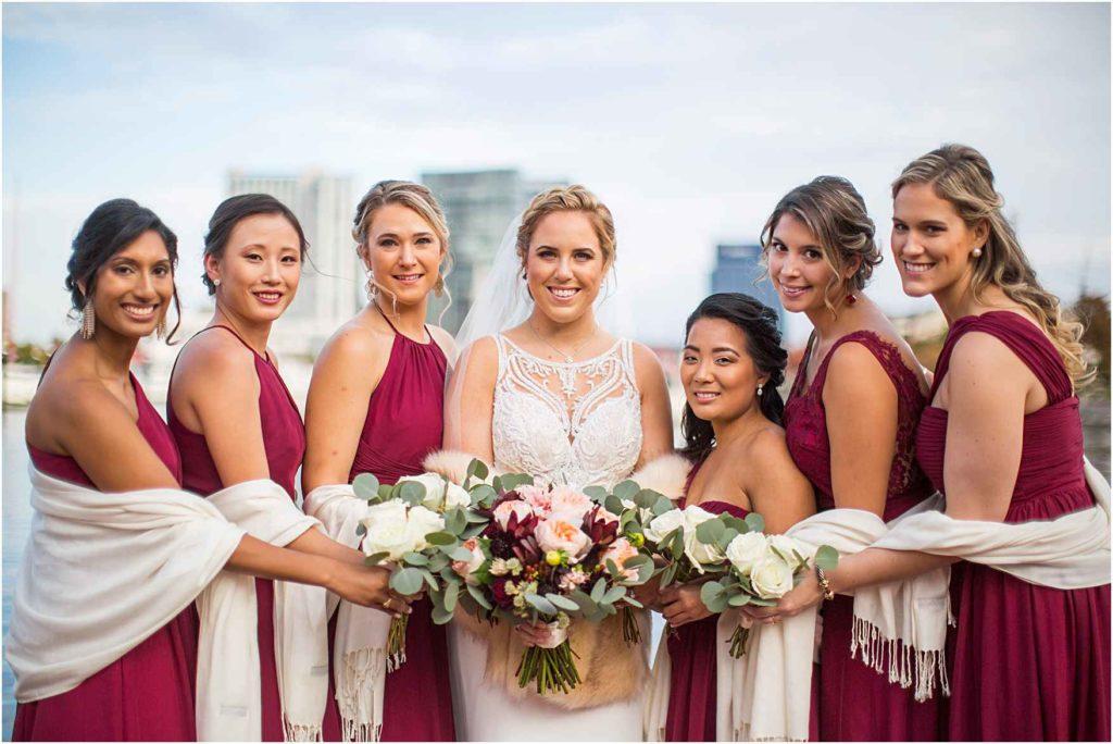 Royal Sonesta Baltimore Wedding