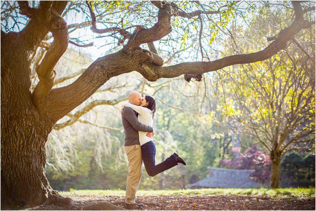 Brookside Gardens DC Engagement