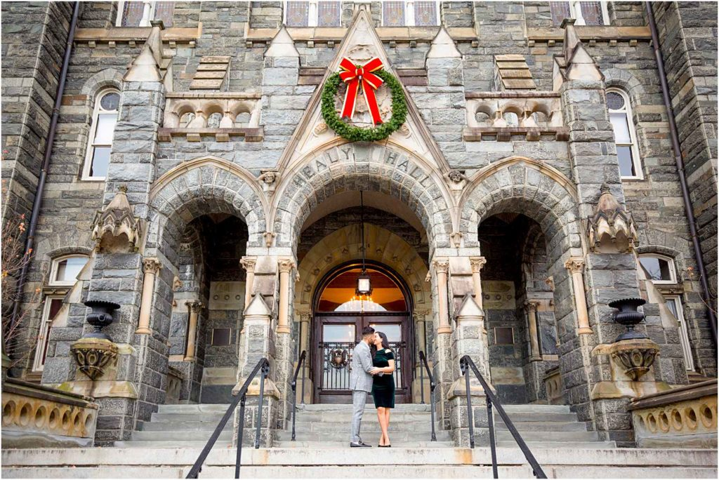 Georgetown University Engagement