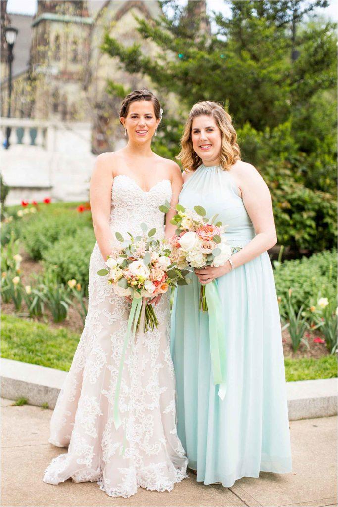 Photographer - Engineers Club Garrett-Jacobs Mansion Wedding