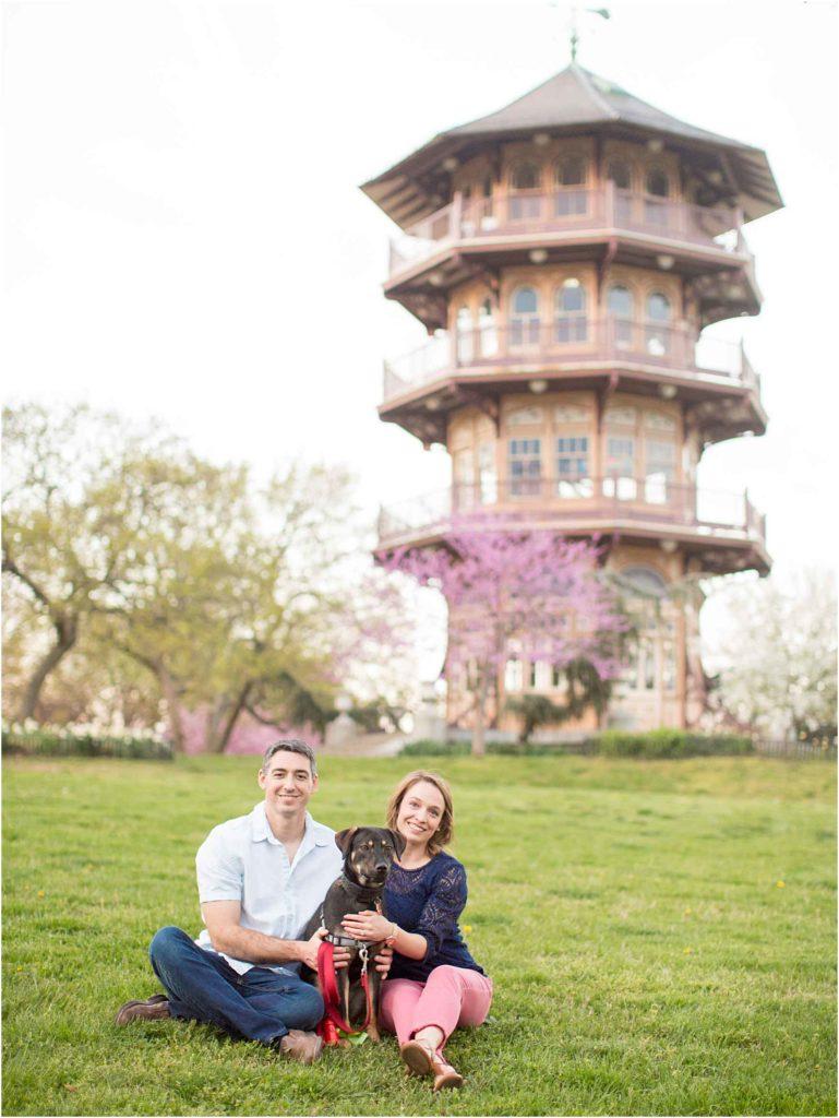 Patterson Park Baltimore Engagement
